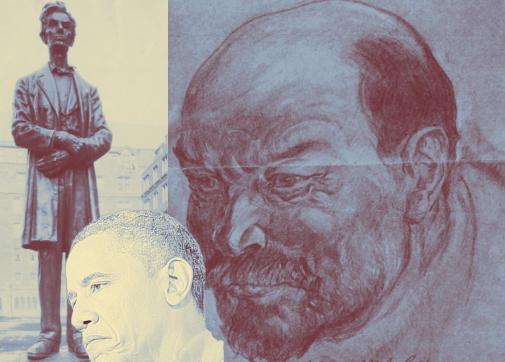Lincoln Obama Lenin comparison