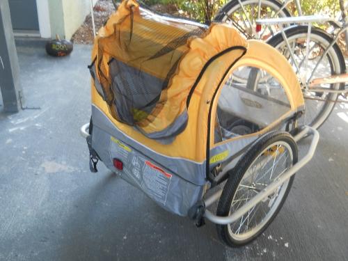 bike trailer economy lifestyle