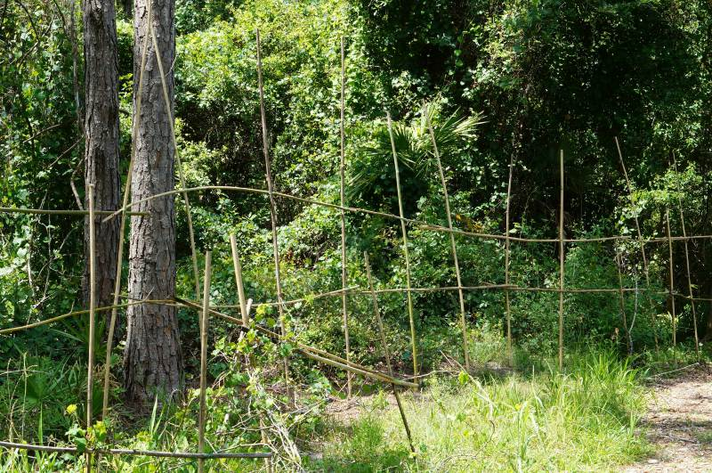 low cost fence