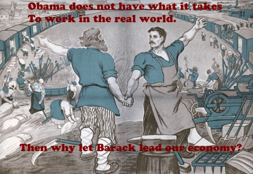 work hire Barack Obama job